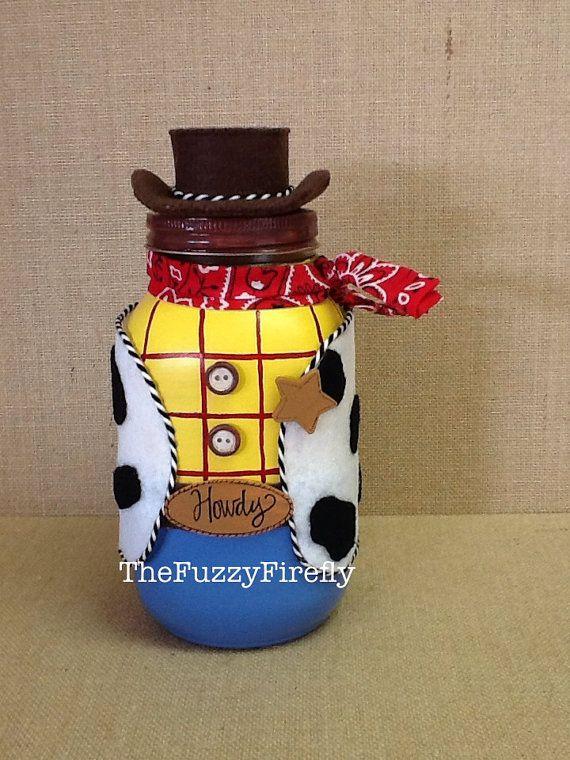 Inspirado en hechos a mano Woody de Toy Story centro de mesa ... 882645bc1a0