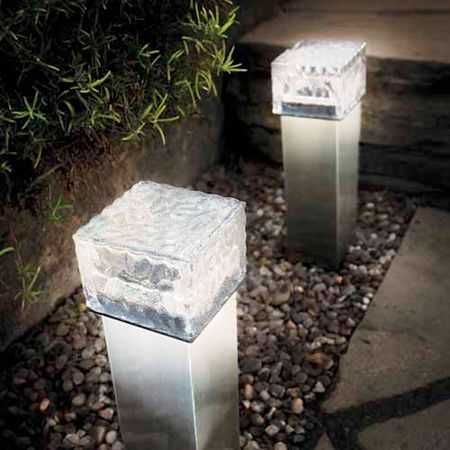 Gentil Lighting Design With Solar Garden Light Small Garden Lighting Design .
