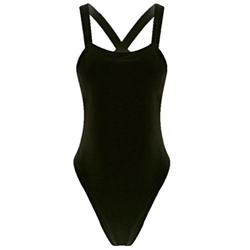23db396f26a3c La Perla Women Jumpsuit Bodysuits Beachwear Padded Push-up Bikini One-Piece  Swimsuit Backless Swimwear Pure