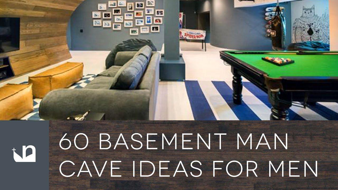 60 Basement Man Cave Ideas For Men Basement Wall Systems 96787168 Small Basement Living Room Ideas Man Cave Basement Man Cave Home Bar Man Cave Basement Diy