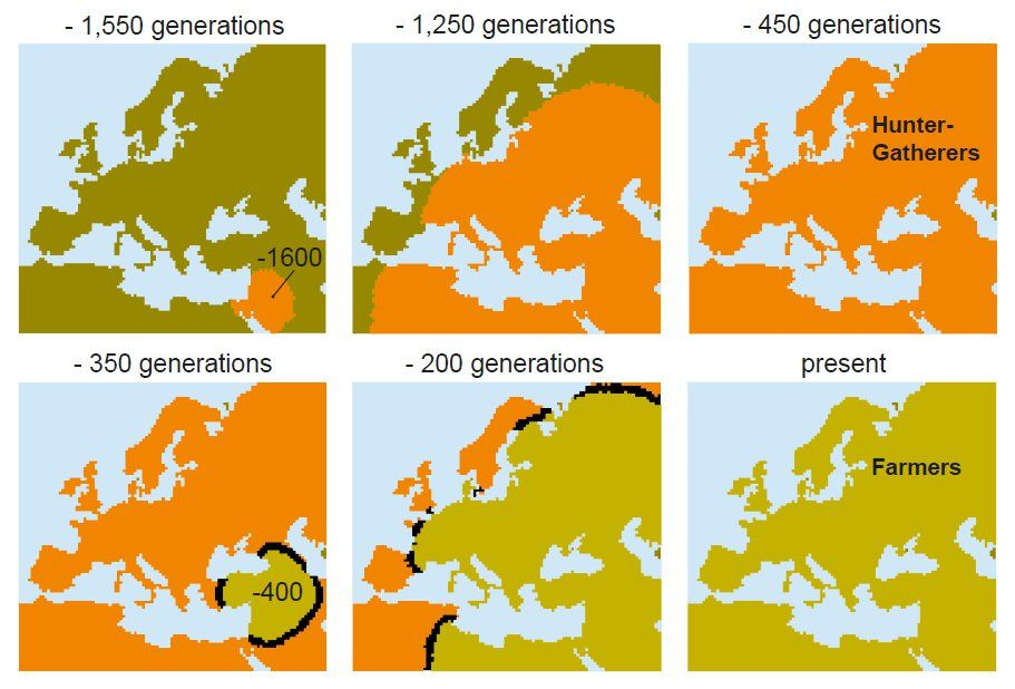 The Great Irony of the European Immigrant Crisis in One Map
