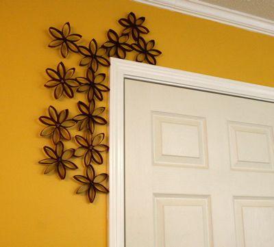 Superieur DIY Door Frame Decor And Tutorial