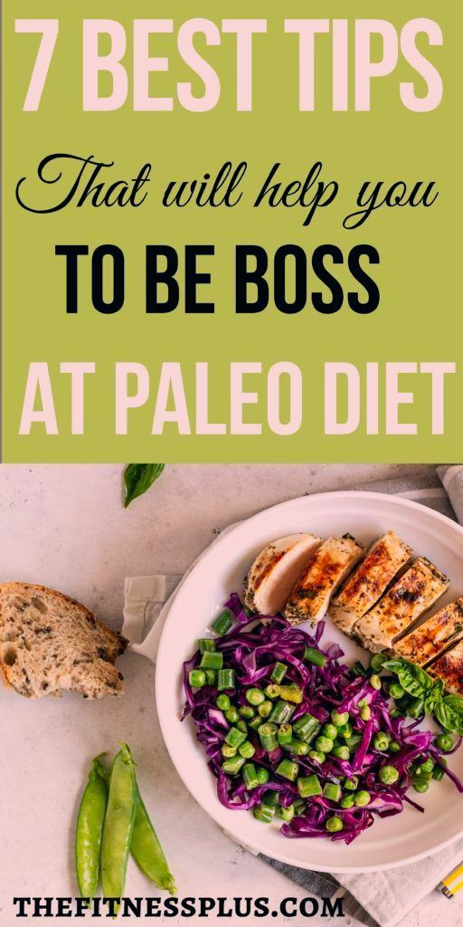 Super Healthy Paleo Diet For Beginners-The Ultimate Guide - The Fitness Plus  #BeginnersThe #Diet #F...