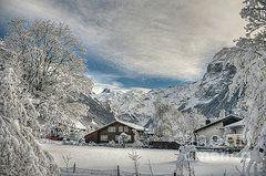 Caroline Pirskanen - Winter Dream in Engelberg