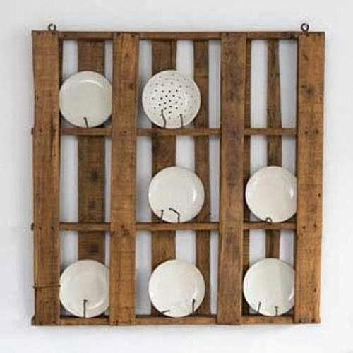 Ideas para hacer muebles con palets. sin desmontar ni ensamblar ...