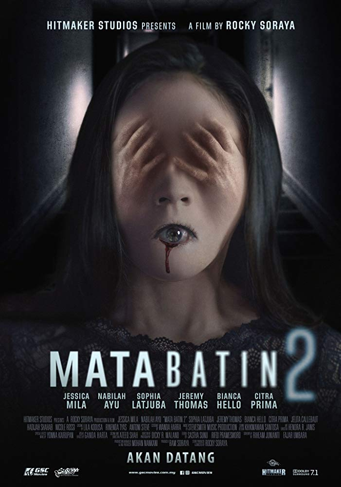 Mata Batin 2 2019 Alia Is Now Working And Living At An Orphanage Where She Meets A Girl Who Also Possesses Inner Eyes Like Her Hd Movies Full Movies Movies