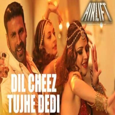 Dil Cheez Tujhe Dedi Free Karaoke Airlift Movie Free Karaoke Songs Bollywood Movie Songs Dj Songs
