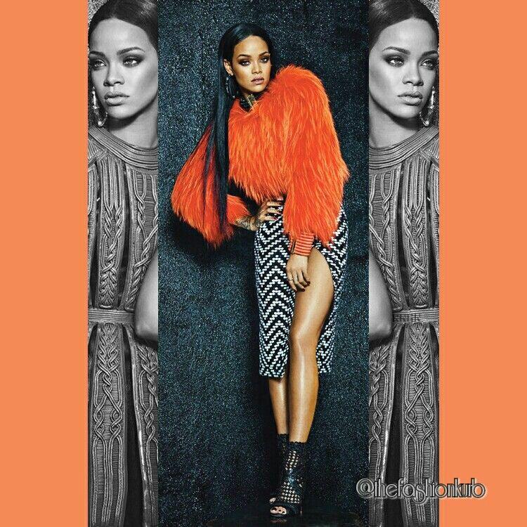 RIHANNA X BALMAIN #balmain #olivierrousteing #fashion #editorial #style #balmainfever