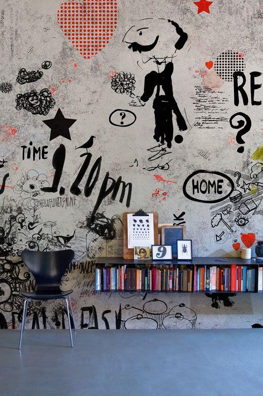 Expo Typorama #Paris Tapisserie, Ado et Chambres