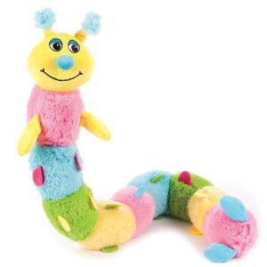 Puppies R Us Caterpillar Squeaker Dog Toy Toys Petsmart Dog
