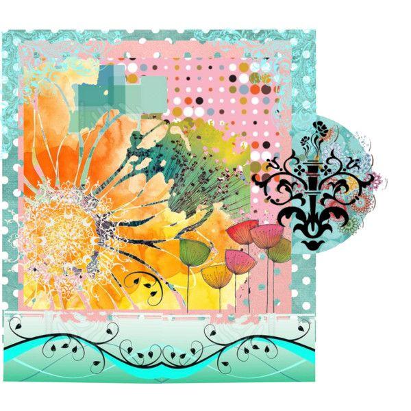 """Inspiration. """"Spring up!"""" by mkrugel on Polyvore"""