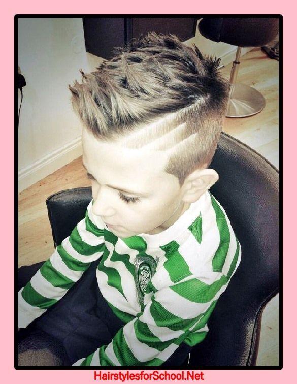 Haarschnitt Jugendlich