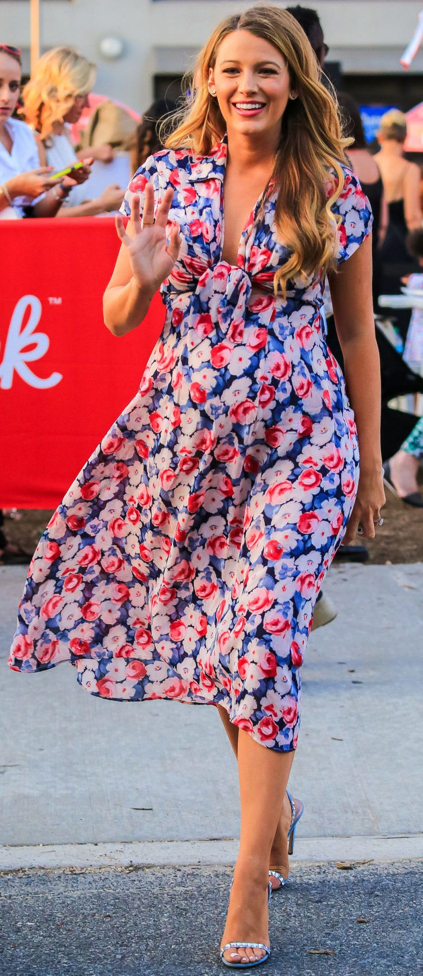 a36bdf9250a8b Calling all stylish moms-to-be: Nab actress Blake Lively's impeccable pregnancy  style with these flattering dresses—all under a Benjamin. #maternity #style