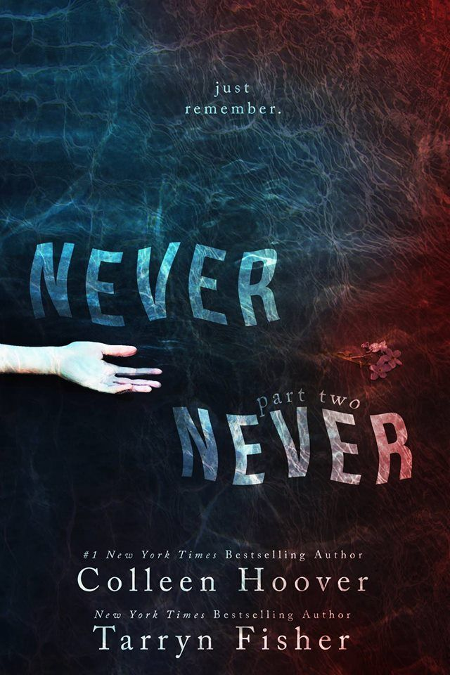 Never Never Part 2 By Colleen Hoover And Tarryn Fisher Colleen Hoover Aestas Book Blog Tarryn Fisher