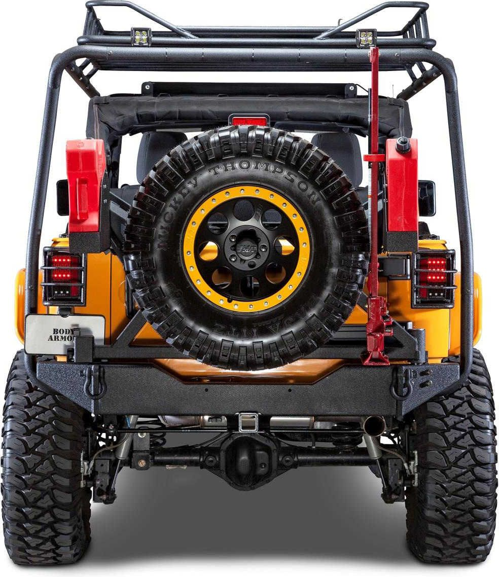 New Contemporary High Clearance Design For Improved Off Road Performance With An Easy Bolt On Installation It Can Retain Th Jeep Bumpers Jeep Wrangler Jeep Jk