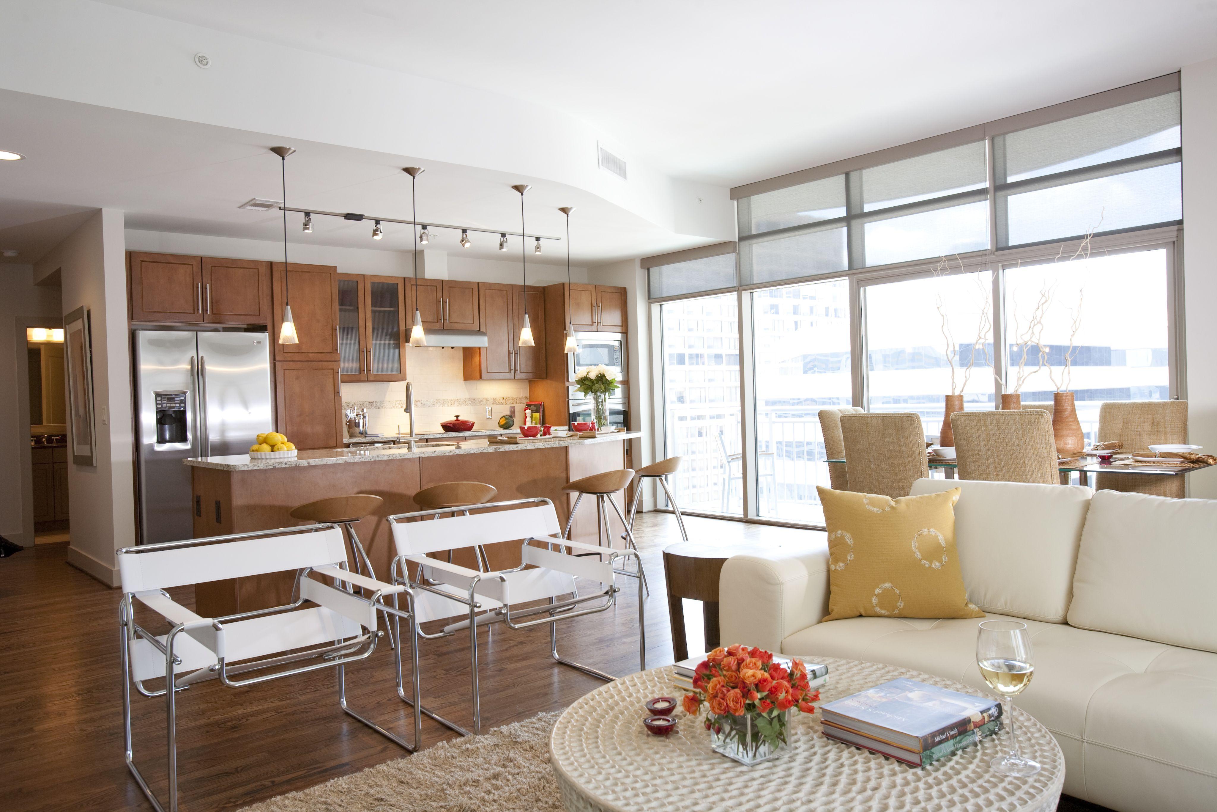 High Rise Downtown Houston Luxury Apartment Luxury