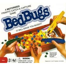 Bed Bugs game.- I had this!