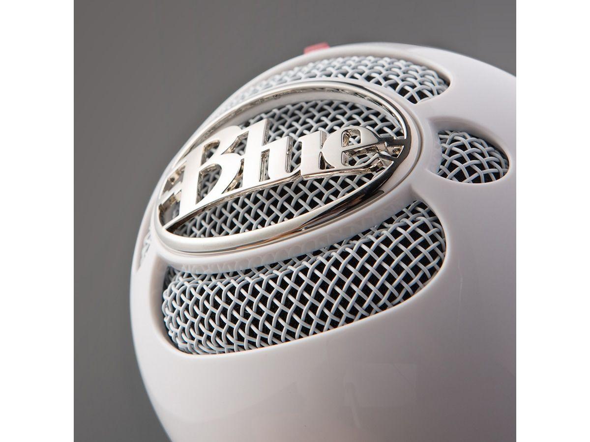 Blue Snowball iCE Mikrofon Sort Matte Mikrofon