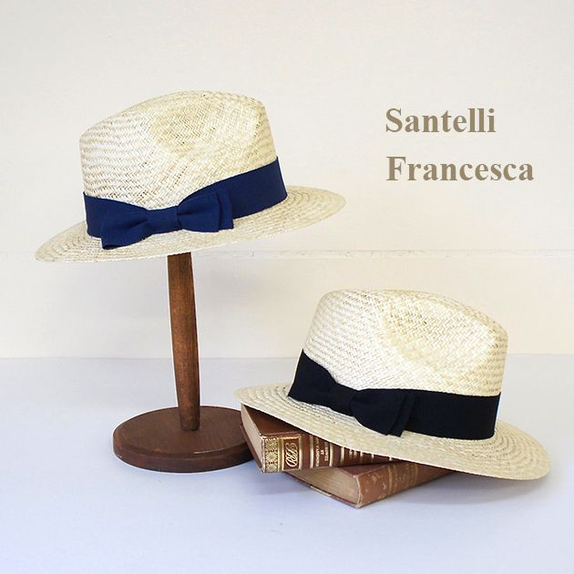 Santelli Francesca *サンテッリ フランチェスカ グログランリボンハット