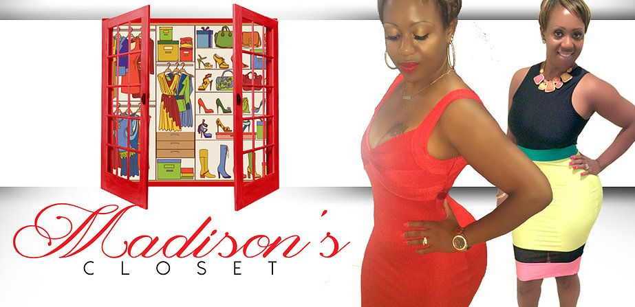 Madison's Closet is an online clothing boutique, were a girl can be classy and sassy at the same time!  www.atmadisonscloset.com