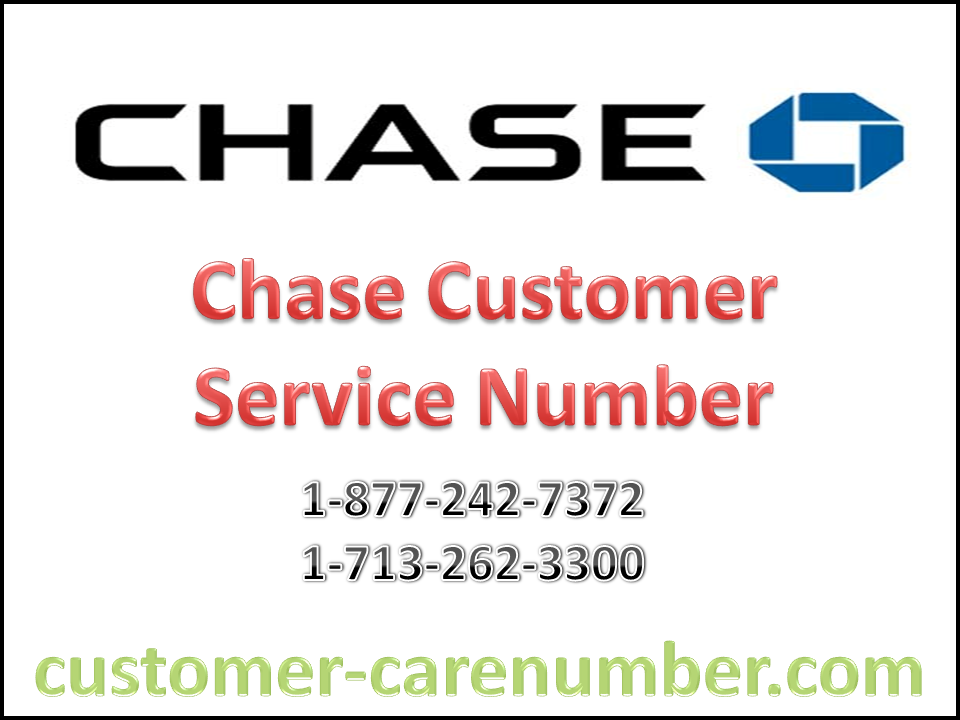 Chase Customer Service Number  Customer service, Credit card