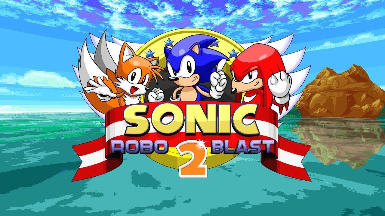 Sonic Robo Blast 2 V2 2 Release Trailer Sonic Games To Play Crochet Wall Art