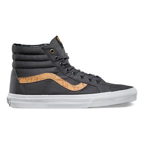 Cork Twill SK8-Hi Reissue | Shop Classic Shoes at Vans