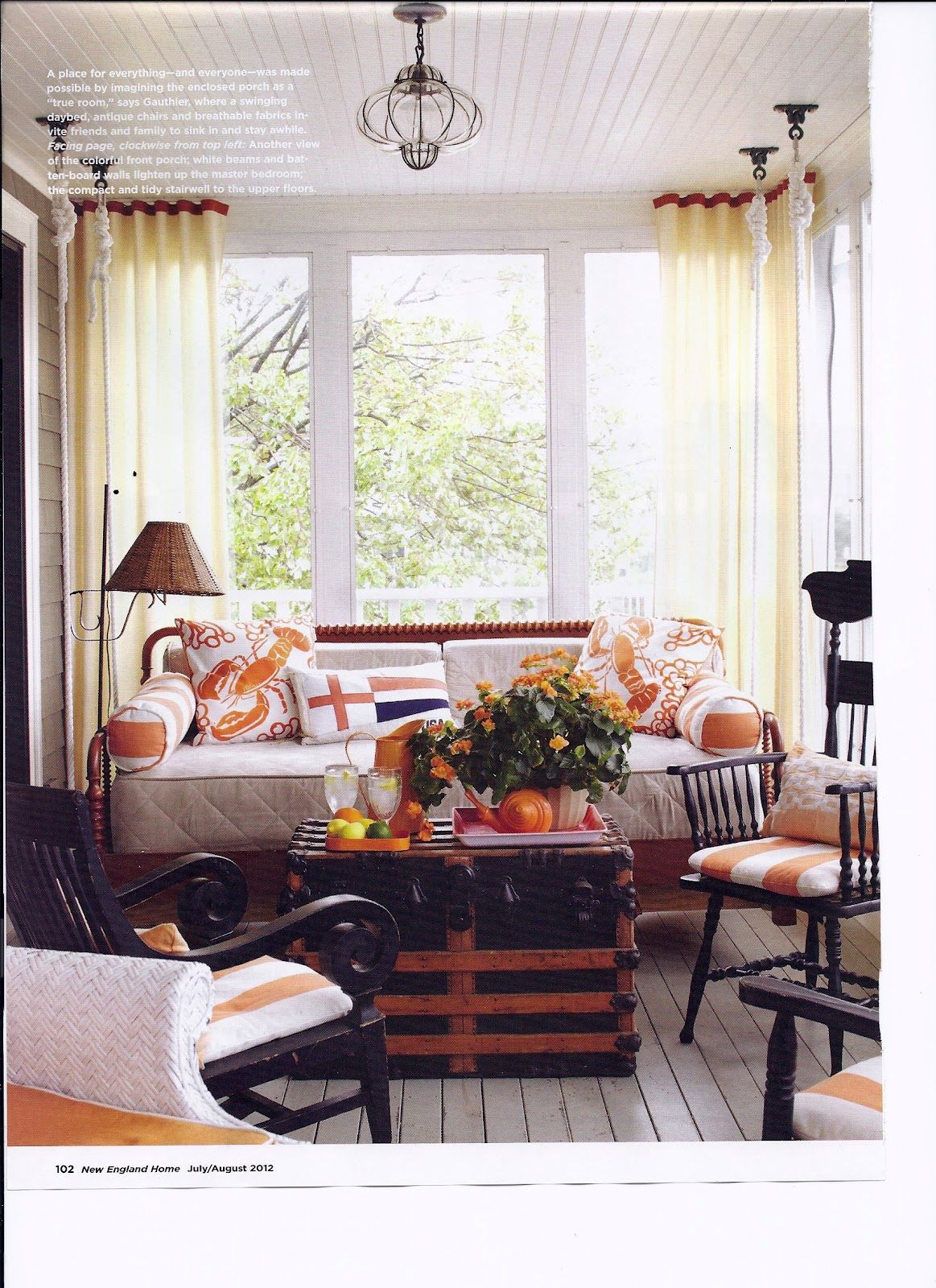 Window ideas for a sunroom  wonderful vintage lv chest  for india  pinterest  porch screened