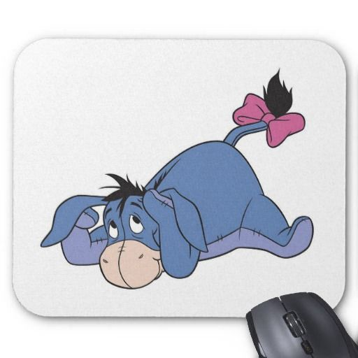 Eeyore Mouse Pads