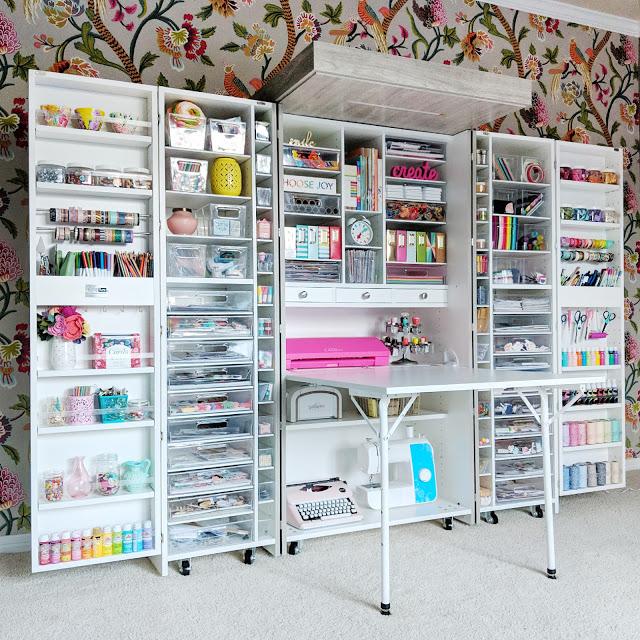 Dreambox By The Original Scrapbox In 2020 Craft Room Storage Craft Room Design Dream Craft Room