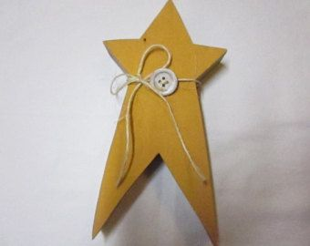 Popular items for yellow star on Etsy
