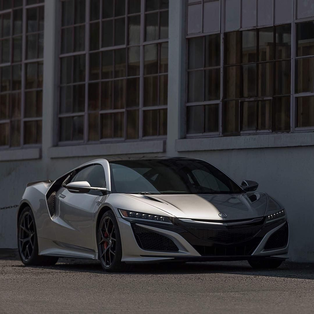 """@acura On Instagram: """"Rolling Stealth In The Shadows. #NSX"""