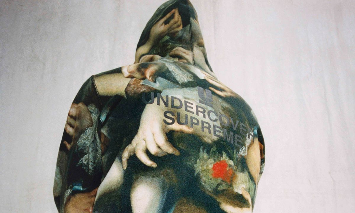 UNDERCOVER x Supreme 2015 Spring/Summer Collection #Supreme #UNDERCOVER