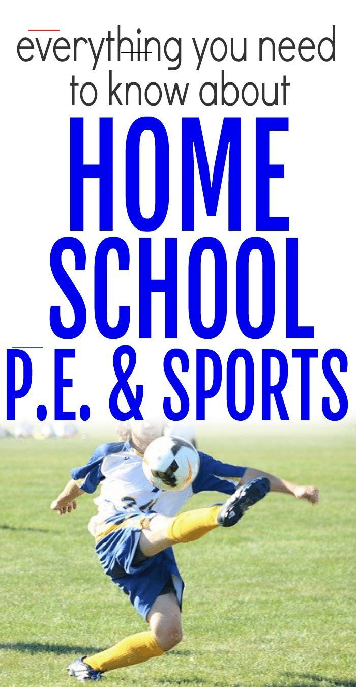 Guide to Homeschool Sports, Tim Tebow Law and Physical Education in Homeschooling Homeschool Sports...