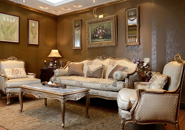 Luxury Furniture Exclusive High End London French Bespoke Sofa