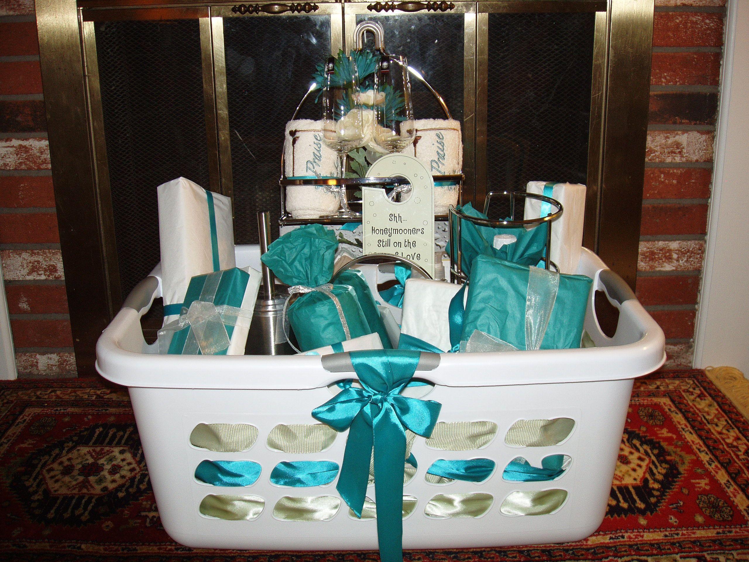 bridal shower basket | Basket Ideas | Pinterest | Bridal ...