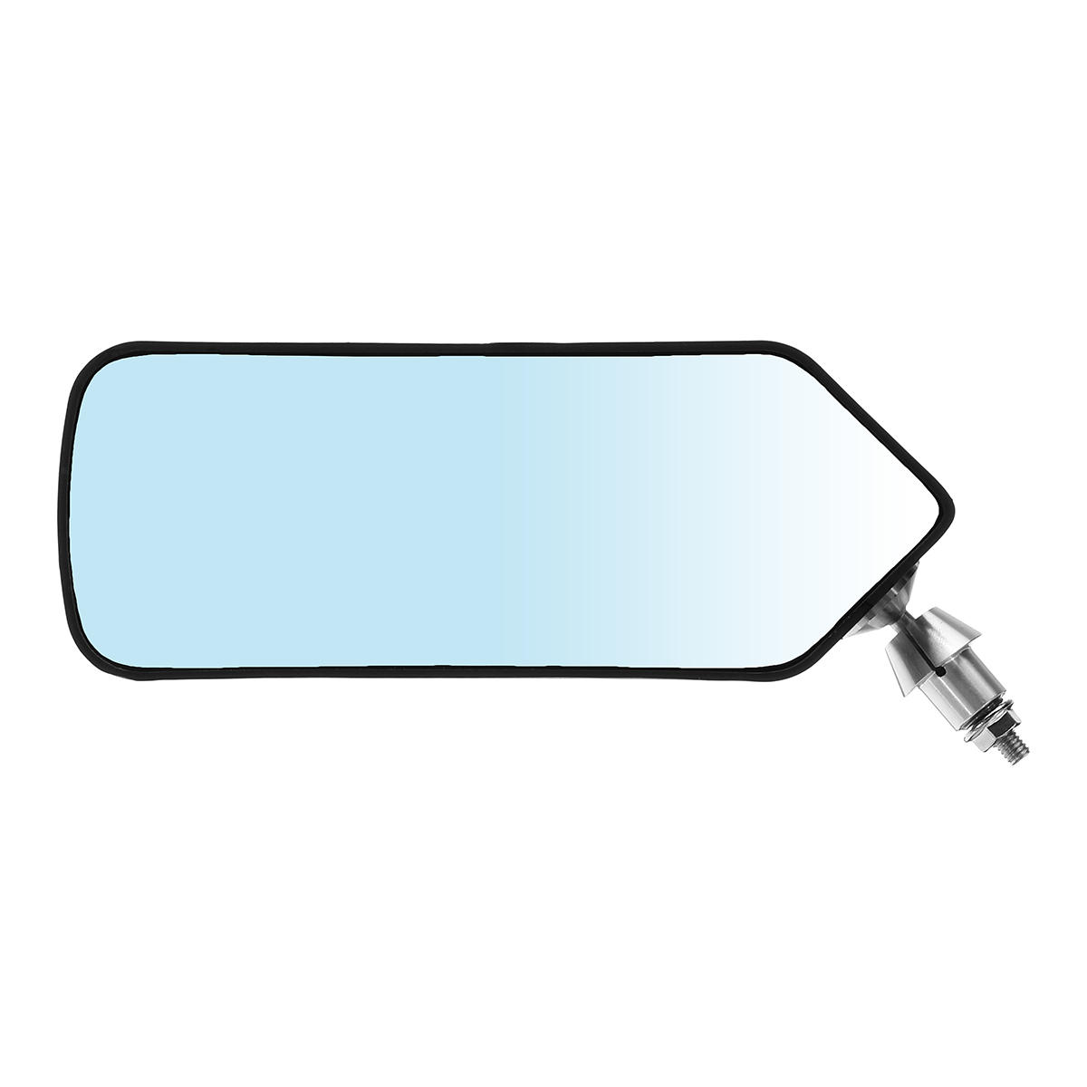 Us 52 12 Universal F1 Style Blue Metal Bracket Side Car Left And Right Mirror Auto Parts From Automobiles Motorcycles On Banggood Com Mirror Sidecar Mirrors For Sale