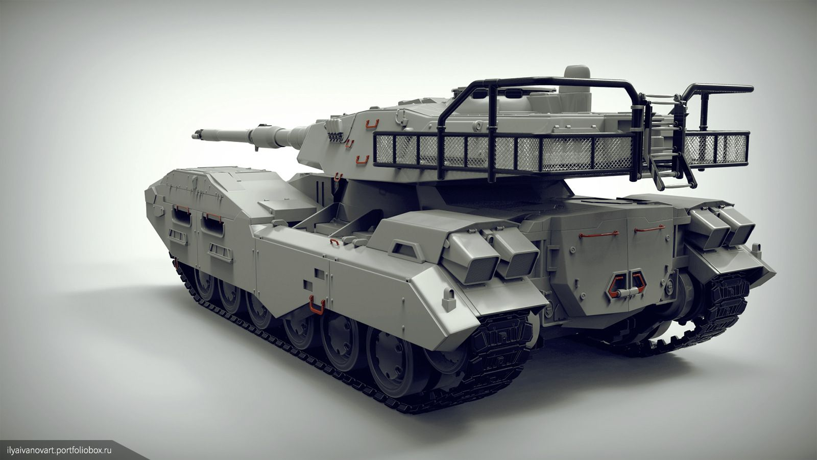Future Military Tanks @portfoliobox |...