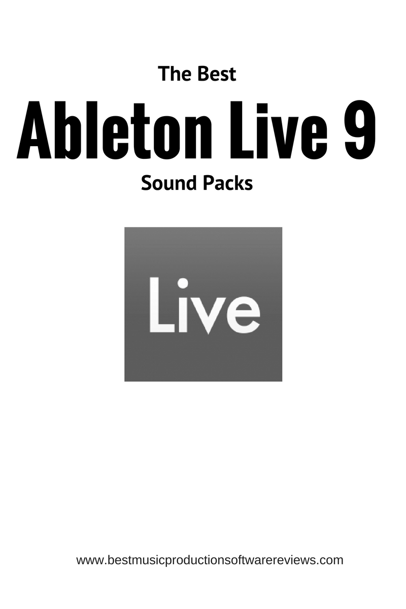Looking for Ableton Live 9 Sound Packs? We have selected some of ...