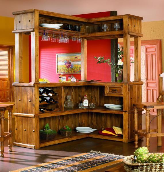 Bar r stico buscar con google cantina bares r sticos bar y mueble bar - Mueble bar rustico ...