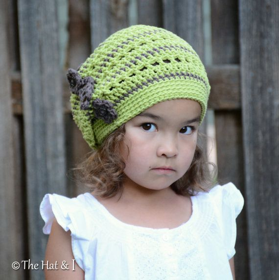 CROCHET PATTERN Woodland Slouchy a slouchy hat by TheHatandI | lissi ...