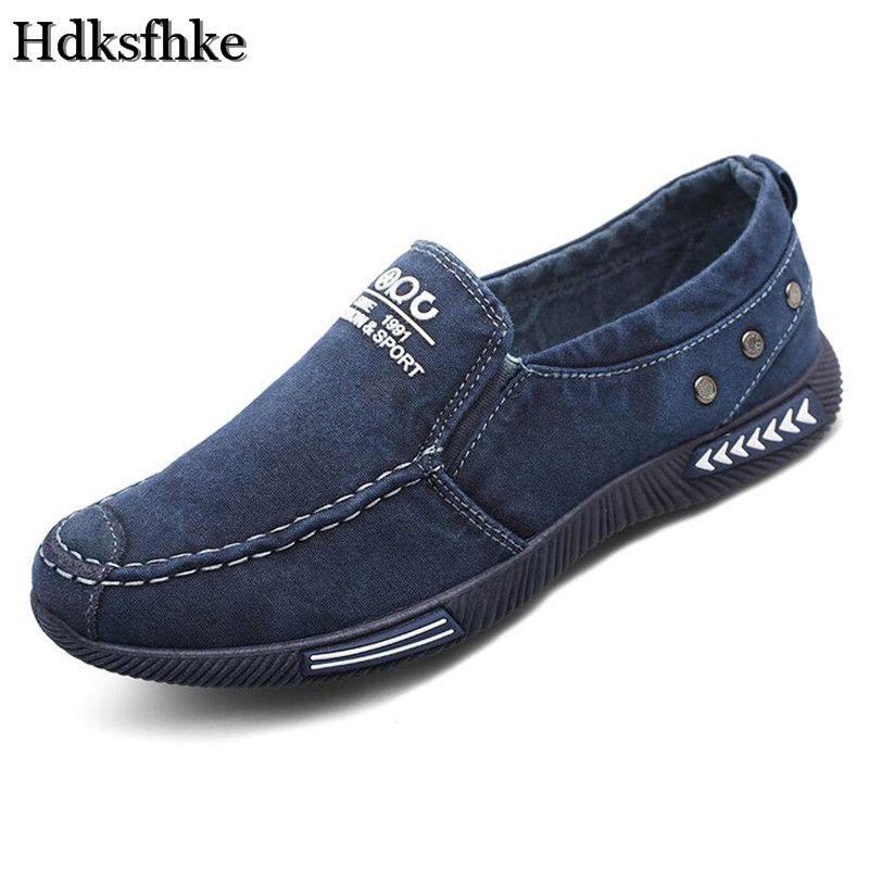 Mode homme Chaussures de conduite Slip-on Chaussures plates occasionnels t3fyEr