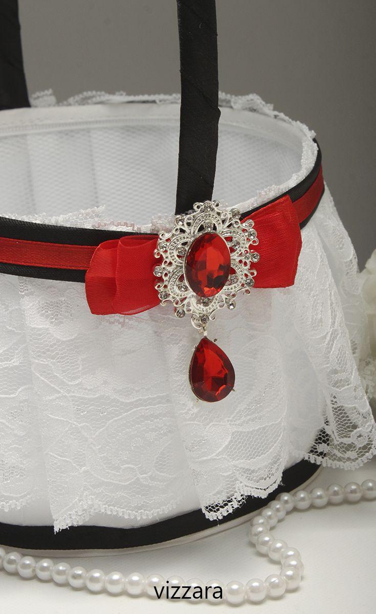 Flower Girl Basket Black Tie Weddings Cheap Flower Girl Baskets