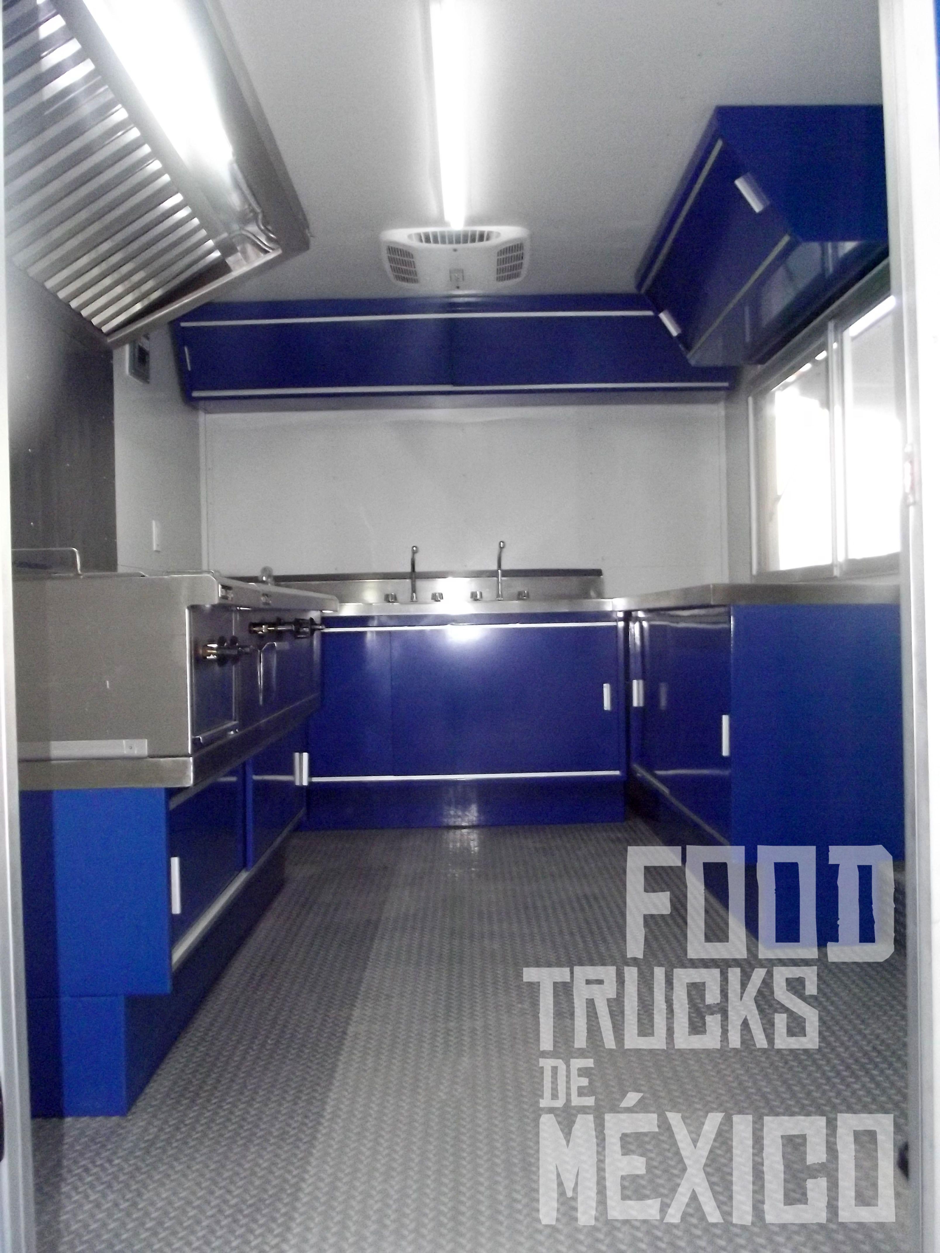 Pin on Remolque Azul!! Food Trucks de México