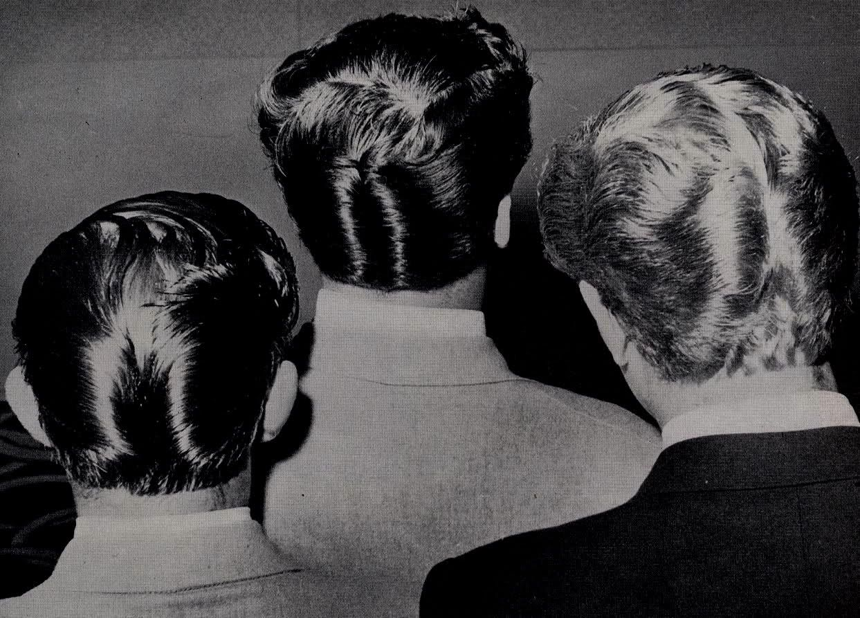 Oh the duck tail haircut also known as the da you can oh the duck tail haircut also known as the da you urmus Image collections