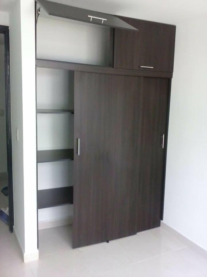 Closet modernos closet modernos peque os closet modernos for Closets para apartamentos pequenos