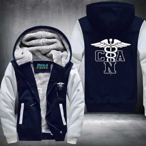 Men/'s Hoodie NURSE JACKET Warm Coat LIMITED HOODED HOODIES SWEATSHIRT