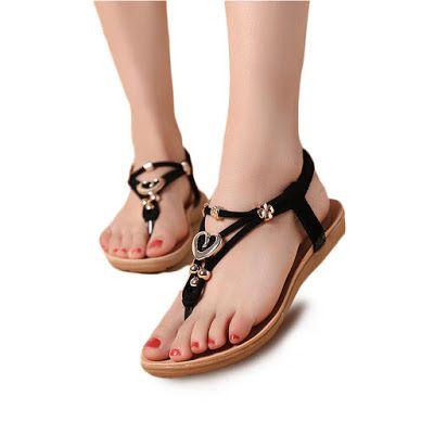 Sandalias Para Dama Sandalias De Moda Zapatos Verano Sandalias De Verano