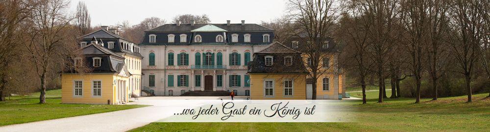 Restaurant und Café im Schlosshotel Wilhelmsthal in Calden
