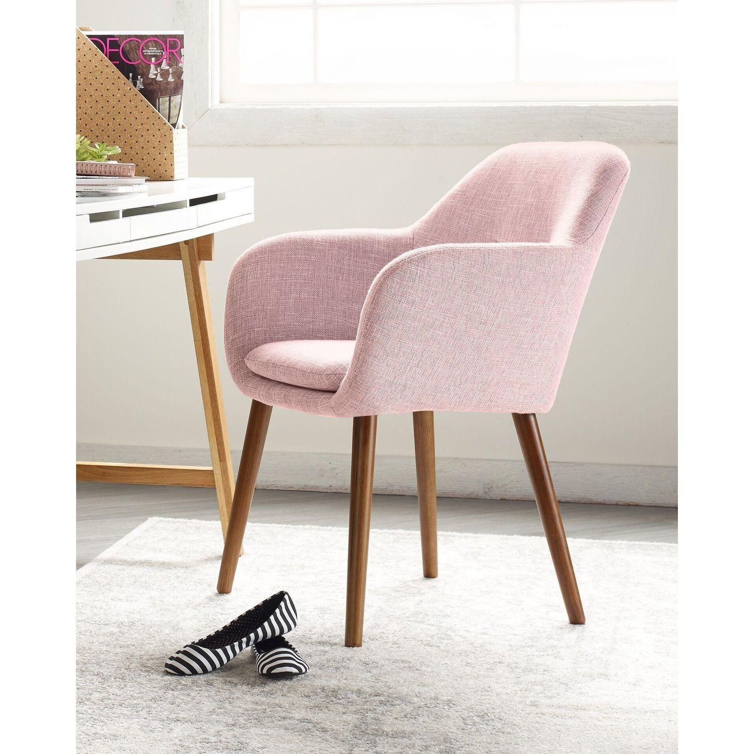 Elle Decor Roux Arm Chair (Red)(Foam)   Elle decor ...